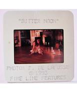 1993 BITTER MOON Movie 35mm COLOR SLIDE Kristin Scott Thomas F. De Lafos... - $9.95