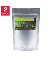 NEW YuPik Organic Wheat Grass Powder 2.2 lb 2-pack **FREE SHIPPING** - $82.99