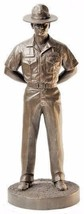 USMC Drill Instructor Bronze Statue - $49.49