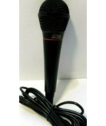 Optimus CT329 Unidirectional Dynamic Microphone - 600 Ohm Impedance Mic ... - $7.83