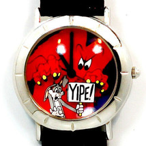 Gossamer Scaring Bugs Bunny 3-D Look Dial Warner Bros New Collectible Wa... - $177.06