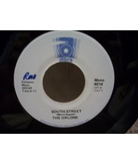 """SOUTH STREET"" THE ORLONS 45rpm NEAR MINT ABKCO LABEL - $4.00"