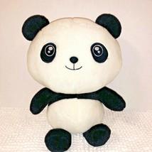 """Panda Plush Stuffed Animal  PANDA BEAR 14"""" Soft Toy Panda Bear Zoo Kids ... - $15.83"""