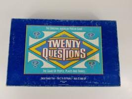 The Original American Parlor Twenty Questions Board Game - $23.36