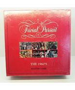 Parker Brothers Trivial Pursuit The 1960's Master Game - $22.95