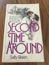 Seconde Time Around Sally Biskin Livre de Poche Ships N 24h - $37.81