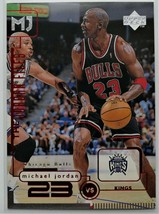 1998-99 MICHAEL JORDAN Upper Deck Basketball Card - $6.00