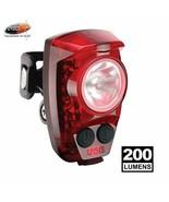 CYGOLITE Hotshot Pro Bike Tail Light, 200 Lumen, 6 Night & Daytime Modes - $59.34