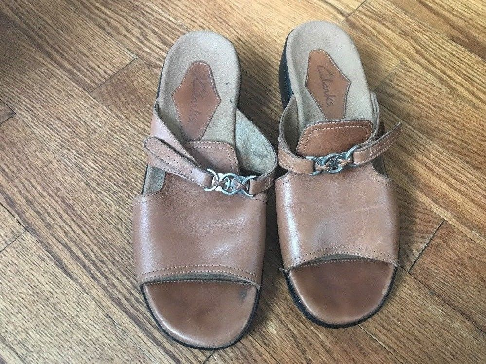 c955e0d184bc25 Clarks Women s Style 70082 Brown Open Toe and 50 similar items