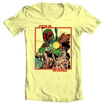Star Wars comic book t-shirt 1977 original series Boba Fett graphic tee empire image 2