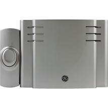 GE(R) 19303 Battery-Operated Wireless Door Chime - $49.26