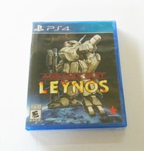 Assault Suit Leynos for Playstation 4 Brand New Sealed - $19.95
