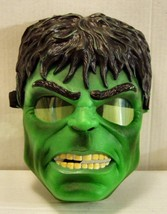 2008 Hasbro- Hulk Plastic Mask (Light-Up Eyes) - $12.86