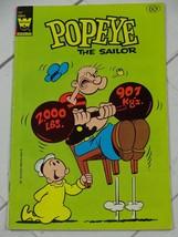 Popeye the Sailor #167 (1980) Whitman Bagged - C2787 - $4.49
