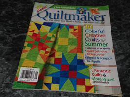 Quiltmaker The Quilts you want to Make July August 2011 N 140 Secret Window Pt 2 - $2.99