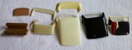 Revell Mixed Vintage Convertible Tops & Seats Plastic Model Car Junkyard... - $16.49