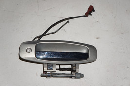 2003-2004 INFINITI G35 SEDAN FRONT DRIVER LEFT EXTERIOR DOOR HANDLE LH OEM - $36.25