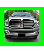 2003-2009 DODGE RAM CHROME GRILLE GRILL KIT 2004 2005 2006 2007 2008 03 04 05 06 - $30.00