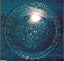 "12 3/8"" Emerson Microwave Glass Turntable Plate / Tray GA1000AP30P34 8 3/8"" Ring - $39.59"