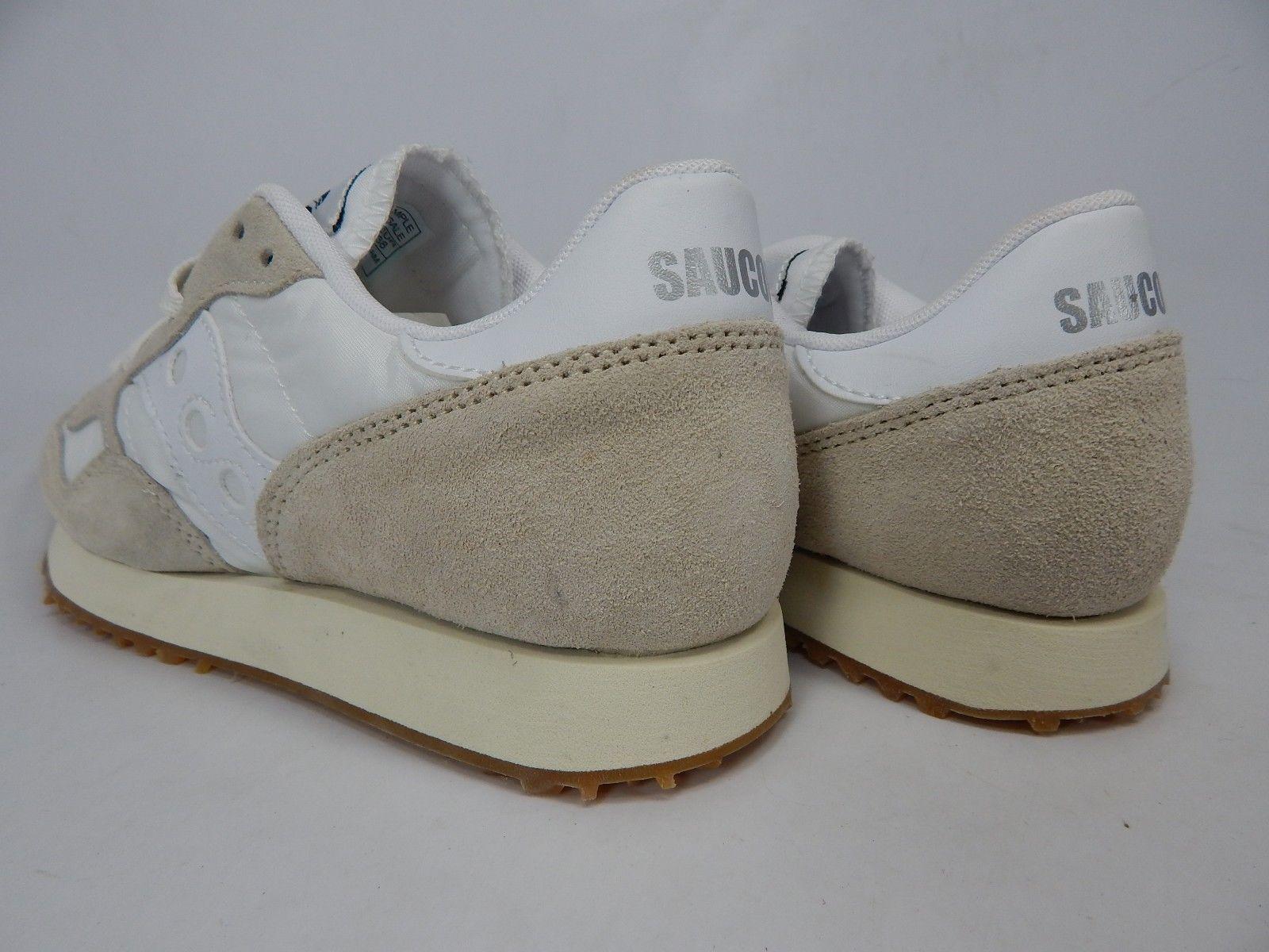 Saucony DXN Trainer Vintage SMU Original S60369-24 Women's Shoes Size 7 M EU 38