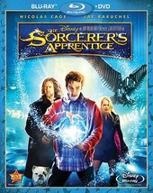 Disney The Sorcerer's Apprentice (Two-Disc Blu-ray / DVD Combo) (2010)