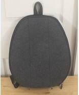 Boblbee Sweden Gray Wool Small Mini Backpack Knapsack Motorcycle Bag - $69.95
