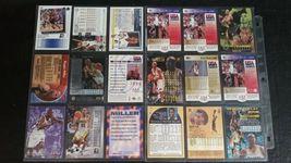 Vintage Lot 81 Reggie Miller NBA Basketball Trading Card image 11