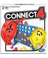 Connect 4 Strategy Board Game  BRAND NEW  & SHIPS VIA EXPEDITED SHIPPING - $14.84