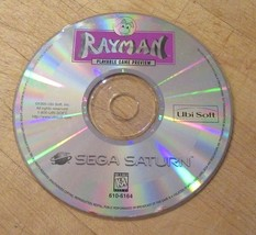 Rayman (Sega Saturn, 1995) Playable Game Preview Demo - $19.79