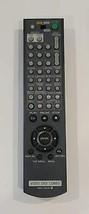 Genuine Sony RMT-V501A Remote SLV-D201 SLV-D300 SLV-D300P SLV201 - $21.77
