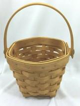 LONGABERGER Horizon of Hope 2001 Basket 26414 - $44.54