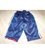 Infant Size 12 Months Athletic Works Reversible Navy Blue / Red Basketba... - $12.00