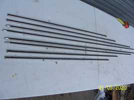 1973 Mercury Marquis 4 Door Trim Molding Door & Fender Center 1974 1975 1976 - $1,089.00