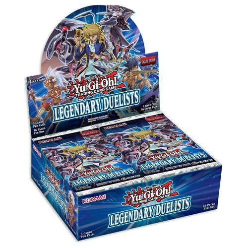 Yu-Gi-Oh! CCG: Legendary Duelists Booster Display Box