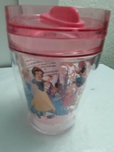 Disney Parks Princess Be The Hero Of Your Story Sipper Cup Toddler Child Pink - $14.50