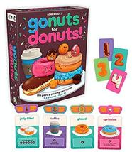Gamewright Go Nuts for Donuts Card Game - $19.68