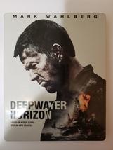 Deepwater Horizon Limited Edition Steelbook [Blu-ray + DVD] image 1