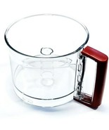 Magimix Bowl Main Work Bowl Red Handle 5200, 5200xl, 5150 - $71.28