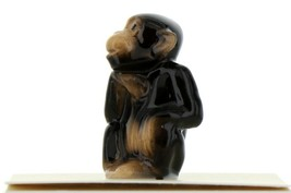 Hagen Renaker Miniature Monkey Ceramic Figurine image 1