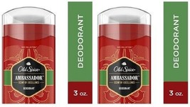 Old Spice Red Collection Ambassador Scent of Excellence Deodorant 2 Pack - $17.77