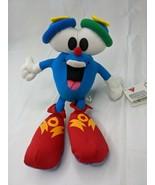 """Dakin Olympics Izzy Plush 10"""" 1992 Stuffed Animal Toy - $8.96"""