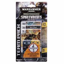 WizKids Warhammer 40,000 Dice Masters: Space Wolves – Sons of Russ Team Pack - $12.99