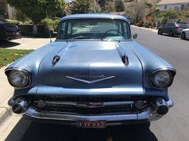 1957 Chevrolet Bel Air For Sale in Oceanside, Pennsylvania 92057 image 11