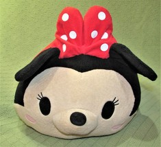 "20"" TSUM TSUM Minnie Mouse DISNEY Stackable Plush Stuffed Pillow Doll La... - $28.04"