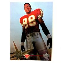 Tony Gonzalez 1997 Upper Deck Rookie Card #9 NFL HOF Kansas City Chiefs - $2.92
