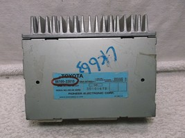 97-98-99-00-01 Lexus ES300 PIONEER/RADIO/SOUND/AMPLIFIER/MODULE - $16.83