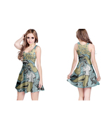 Bring Me The Horizon New Art Reversible Dress - $22.90+