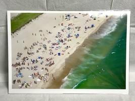 Brand New Gray Malin Photograph A La Plage, A La Piscine The Beach 19 x 13 - $148.49