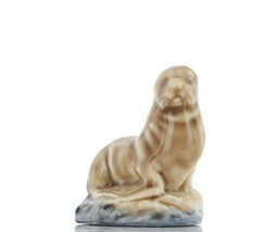 Wade Whimsies Porcelain Miniature Canadian Seal