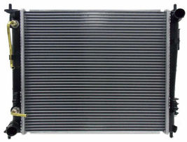 RADIATOR ASSEMBLY KI3010141 FITS 10 11 KIA SOUL 1.6 image 6